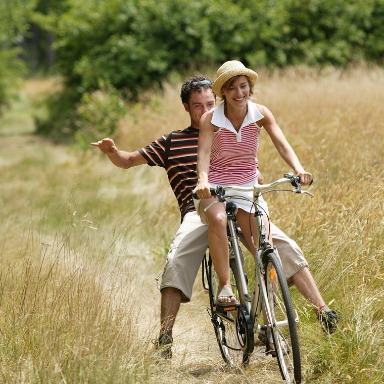 L'aventure à vélo