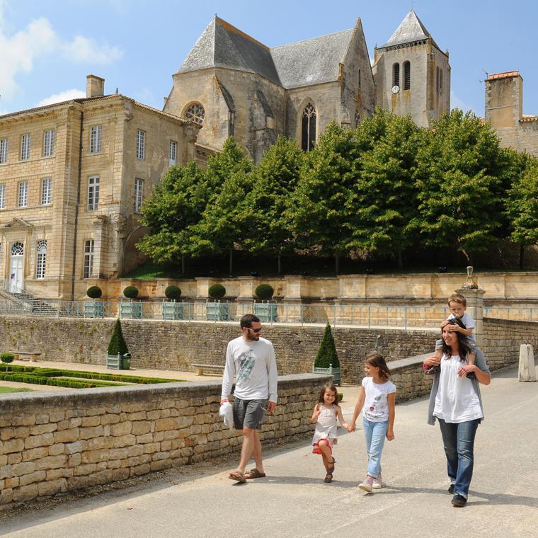 Vous êtes en famille en Deux-Sèvres