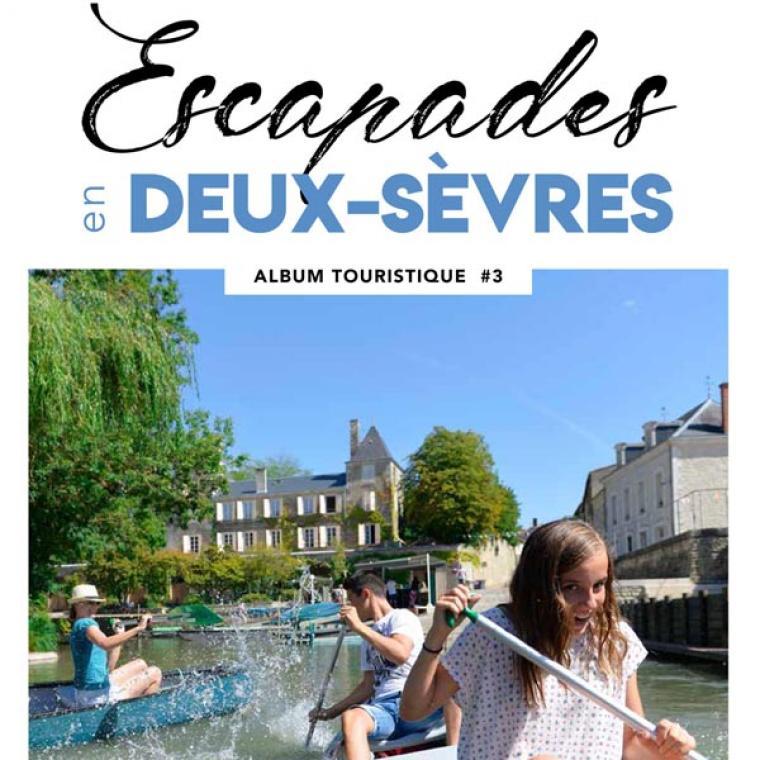 Brochure Escapades en Deux-Sèvres